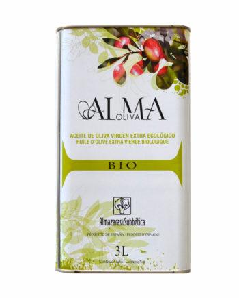 Alma Oliva extra vierge bio 3litres