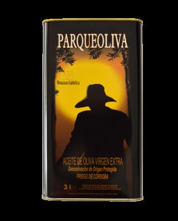 Parque Oliva Série Oro 3L distribué par La Picuda.fr