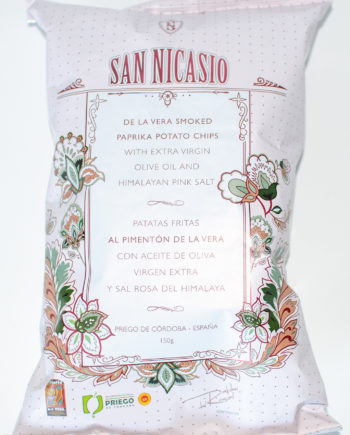 San Nicasio Au Pimentón De la Vera